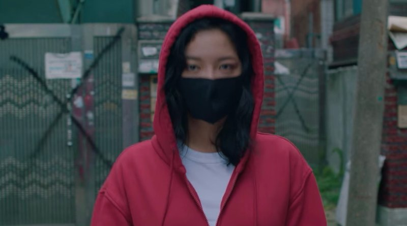Netflix K-drama series The Uncanny Counter episode 1