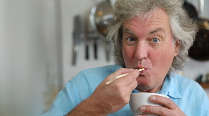 James May: Oh Cook review – an on-brand diversion without much to it