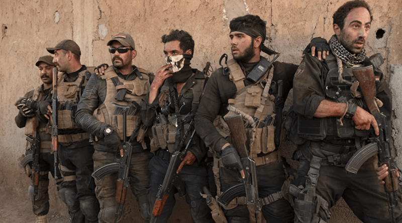 Mosul review - a relentless, raw experience of war in Iraq