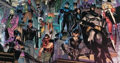 DC Comics March 2021 Title Purge!