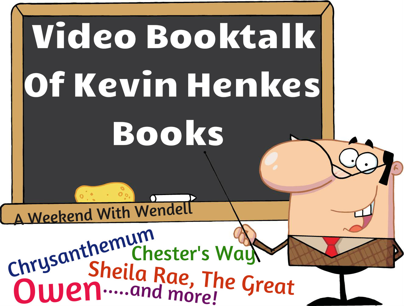 Books By Kevin Henkes