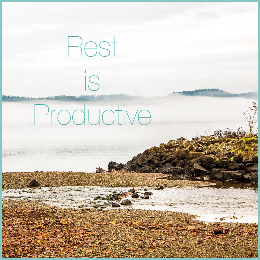 Write 31 Days Rest
