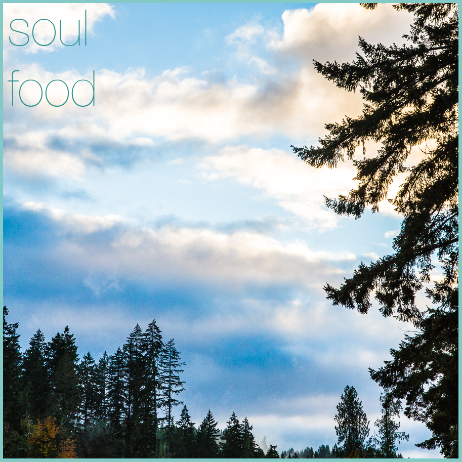 Write 31 Days Soul Food copy