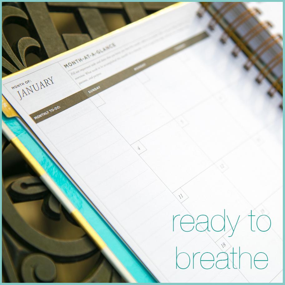 Ready to Breathe