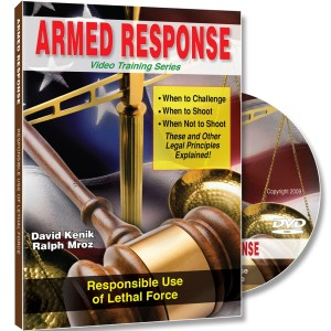 Armed Response Series - Responsible Use of Deadly Force-0