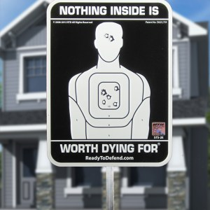 STS-2E - Nothing Inside Worth Dying For - Non-Reflective - SOLD OUT-0