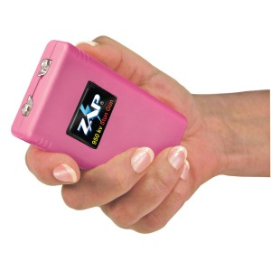 SOLD OUT - Zap Stun Gun 950,000 volt - Pink - ZAP950PK-0