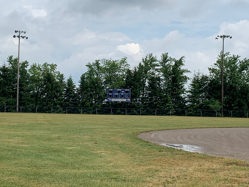 Binbrook Glanbrook ball diamond - Exploring Glanbrook ~ One Neighbourhood at a time ~ Binbrook