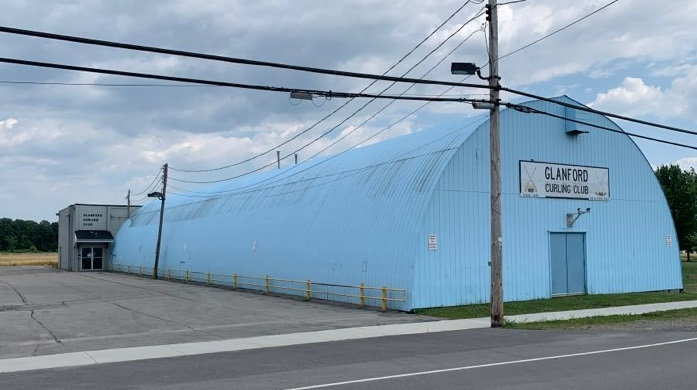 Mount Hope Hamilton Glanford Curling Club - Exploring Glanbrook ~ One Neighbourhood at a time ~ Mount Hope