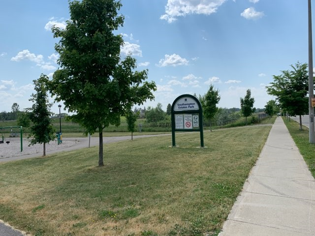 Mount Hope Hamilton Southampton Park - Exploring Glanbrook ~ One Neighbourhood at a time ~ Mount Hope