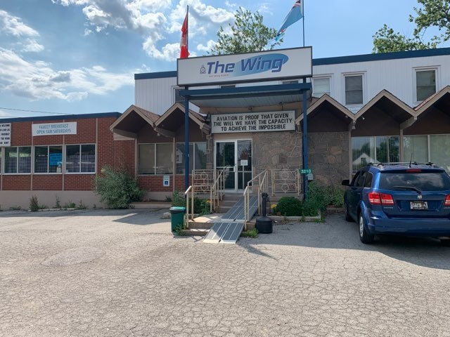 Mount Hope Hamilton The Wing - Exploring Glanbrook ~ One Neighbourhood at a time ~ Mount Hope