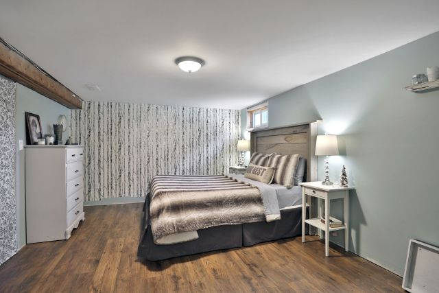 hamilton 258 east 18th bedroom basement 2 1024x683 - Recently SOLD Central Hamilton Mountain