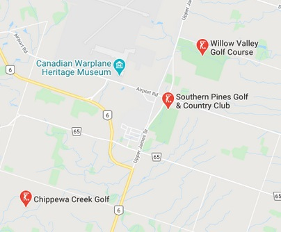 mount hope hamilton golf courses - Exploring Glanbrook ~ One Neighbourhood at a time ~ Mount Hope