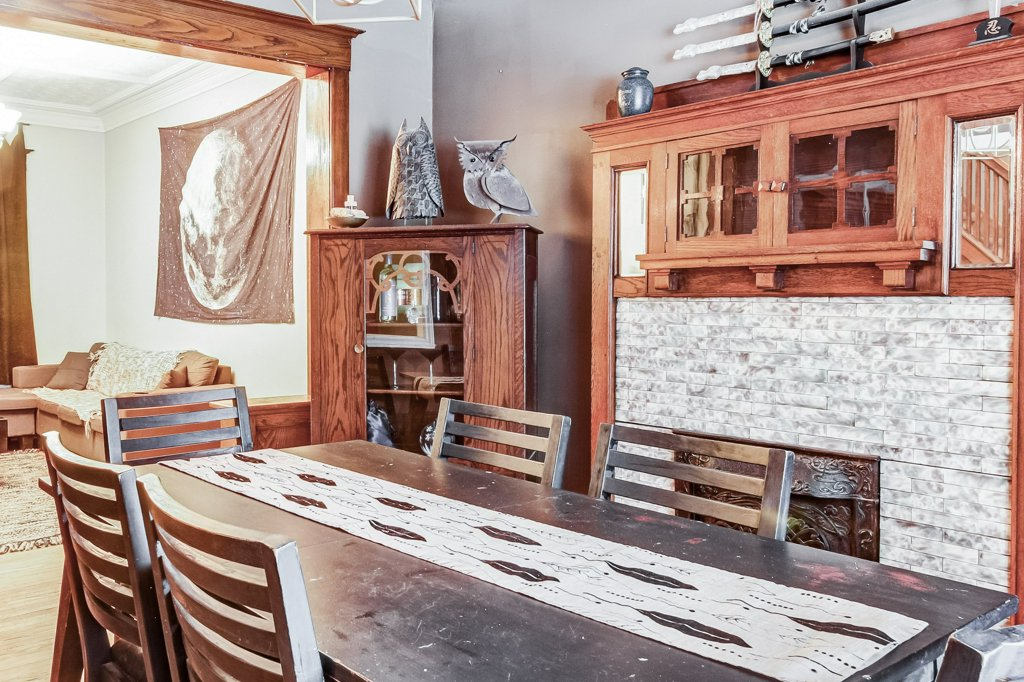 103 Beechwood Hamilton dining room - Recently SOLD in Central Hamilton