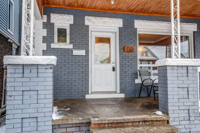 103 Beechwood Hamilton front porch2 - Recently SOLD in Central Hamilton