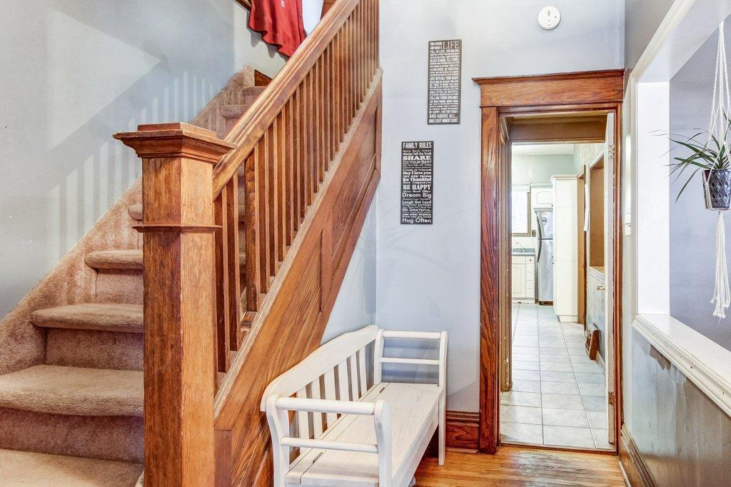 103 Beechwood Hamilton stairway - Recently SOLD in Central Hamilton