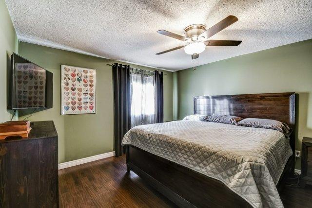 106 Garden master bedroom 3 - Recently SOLD on the Central Hamilton Mountain