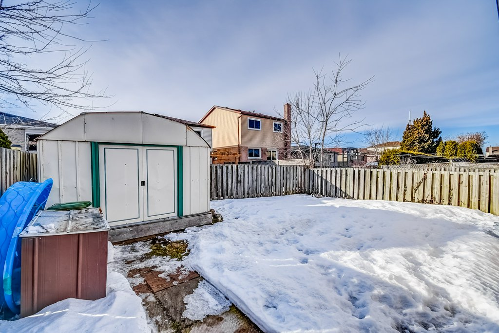 106 Garden shed 3 - Recently SOLD on the Central Hamilton Mountain