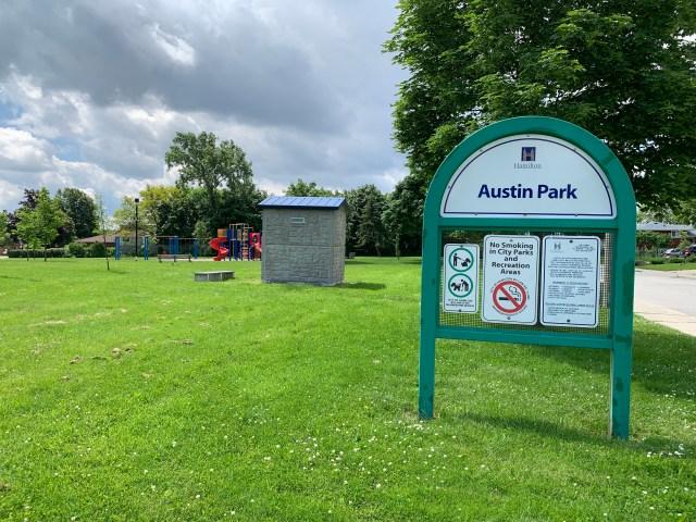 Austin Park Hamilton Ontario - Recently SOLD - Central Hamilton Mountain
