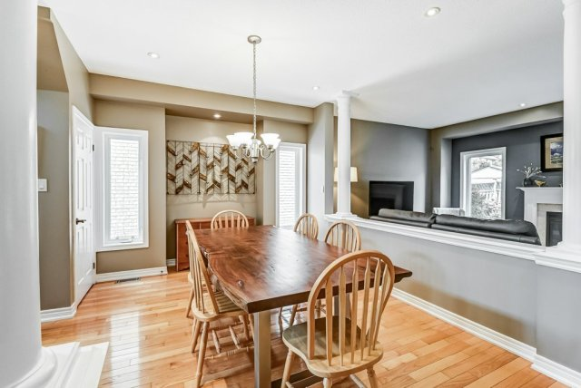 008 151 Joshua Ancaster dining room - Recently SOLD in Ancaster