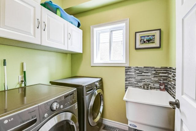 010 151 Joshua Ancaster laundry room - Recently SOLD in Ancaster