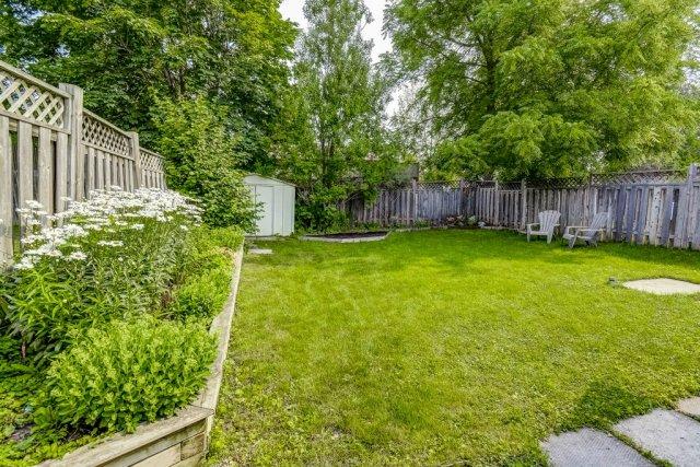 033 164 Bonaventure Hamilton back yard - Recently SOLD ~ West Hamilton Mountain