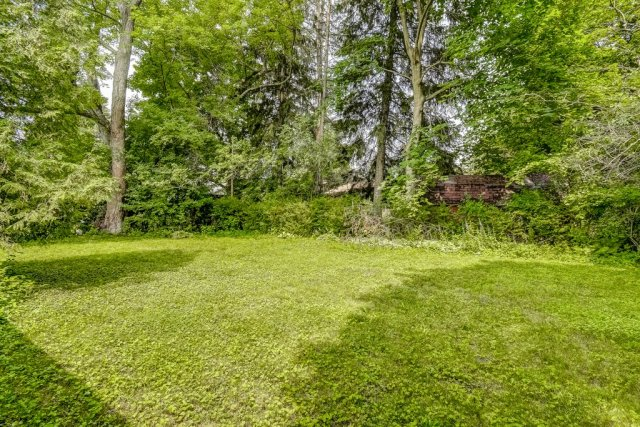 036 98 Elm Hill Ancaster back yard - Recently SOLD in Ancaster