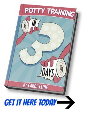 3 day potty training PDF, potty training methods, potty training girls