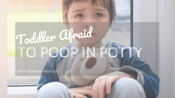 Toddler Afraid to Poop in Potty - Ready to Potty!