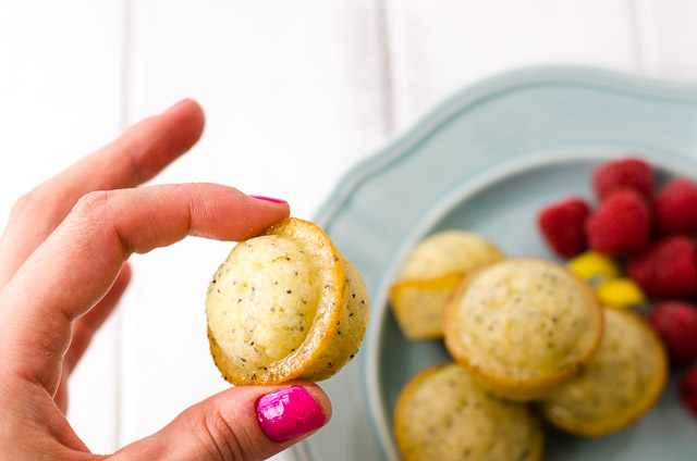 These citrus-glazed poppy seed muffins are incredibly moist with the perfect balance of sweet flavors.