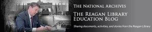 Reagan Education Blog header image