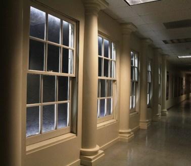 west wing windows