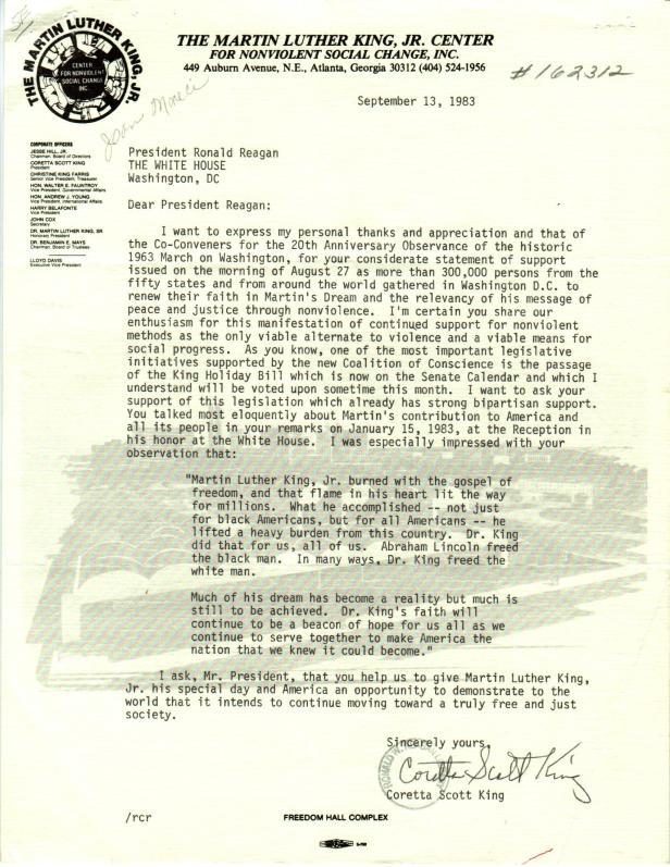 coretta-scott-king-letter-to-reagan