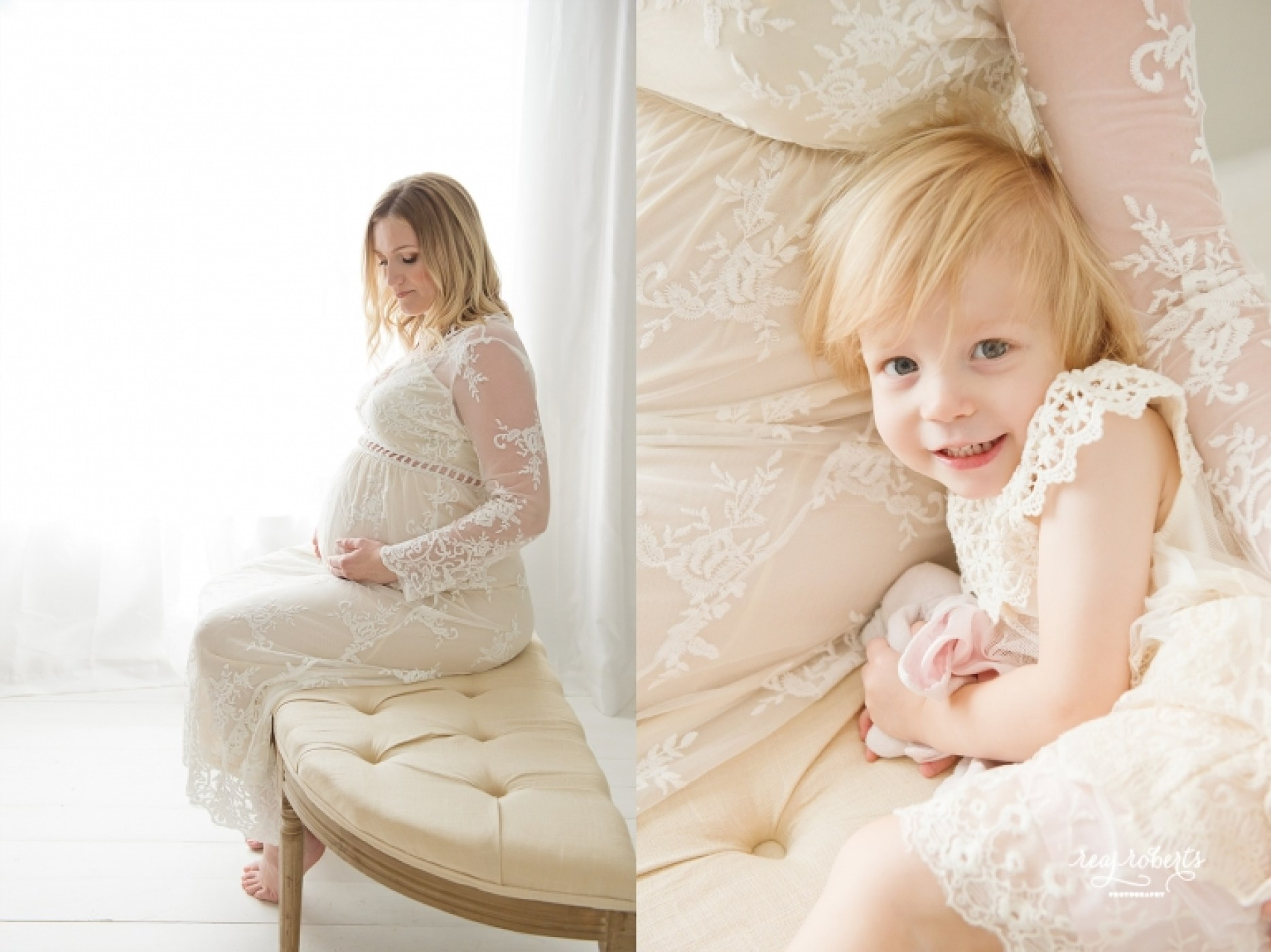 Gilbert Maternity Photographer | Reaj Roberts Photography