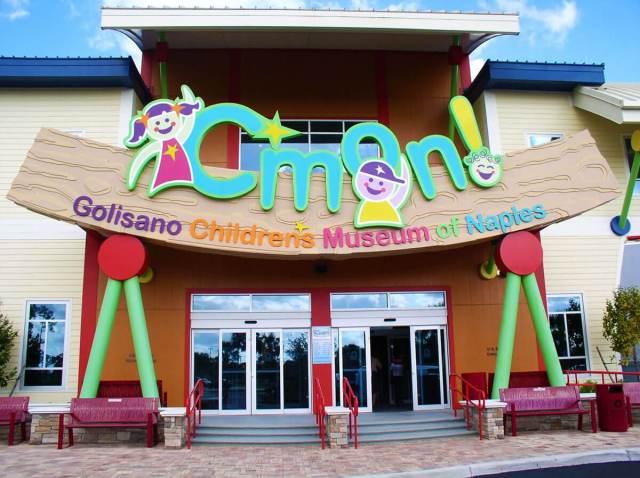 Golisano Children's Museum of Naples - CMON