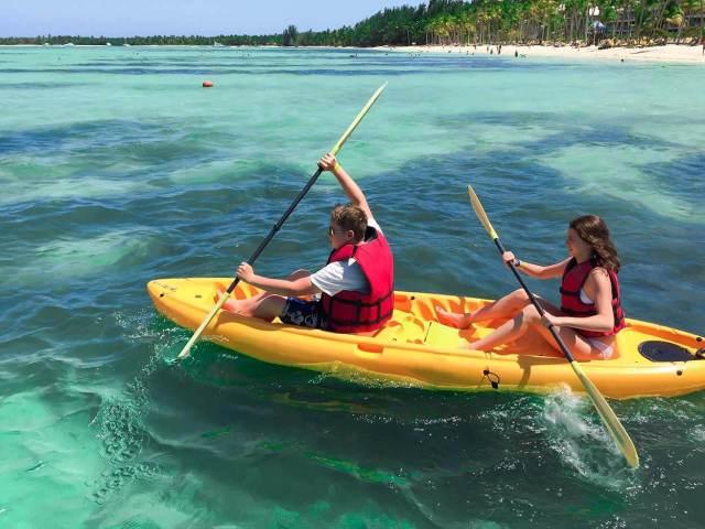 Kayaking in Naples FL