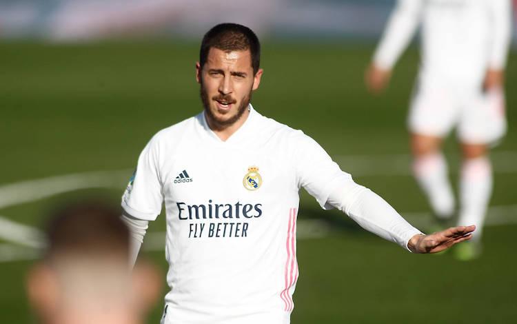 Eden Hazard, onzième retour - Real France