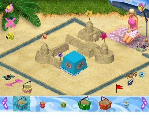 Игра Барби: Приключения на пляже (2001) Скачать Торрент ...