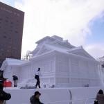 札幌雪祭り2015をより楽しむための服装やコツ
