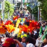 2015年 三茶ラテンフェスティバル サンバの踊りを楽しもう!