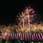 2015年 大田区六郷多摩川河川敷の花火大会 穴場スポット情報
