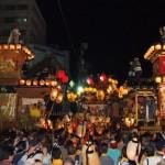 2015年 川越祭り 山車の時間とルート情報