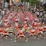 2015年 にっぽんど真ん中祭り 交通規制情報 ディズニーはゲストでやってくる!?