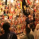 2015年 浅草の羽子板市 購入するとしたら、値段相場はどれくらい?