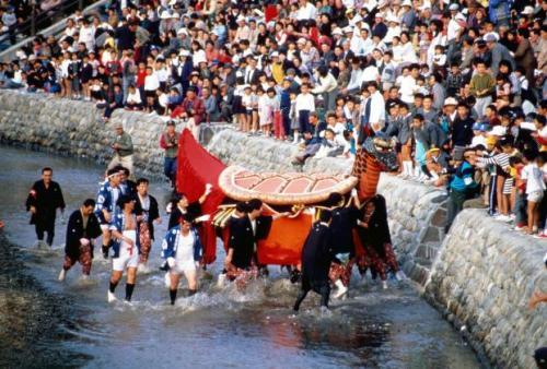 出典:八代妙見祭 イベント情報 熊本県観光サイト なごみ紀行 くまもと