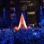 2015-2016 銀座・汐留・有楽町エリアのおすすめイルミネーションと混雑状況