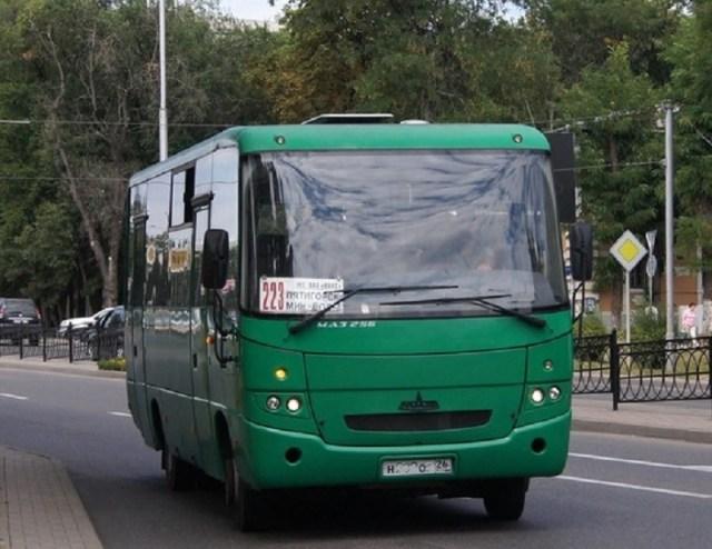 Автобус от аэропорта Минеральных Вод до Пятигорска