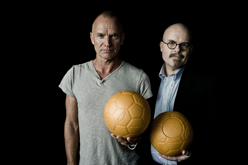 Sting Has The Balls To Make A Difference!