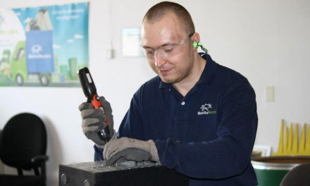 Unexpected Workforce Excels in Recycling Industry