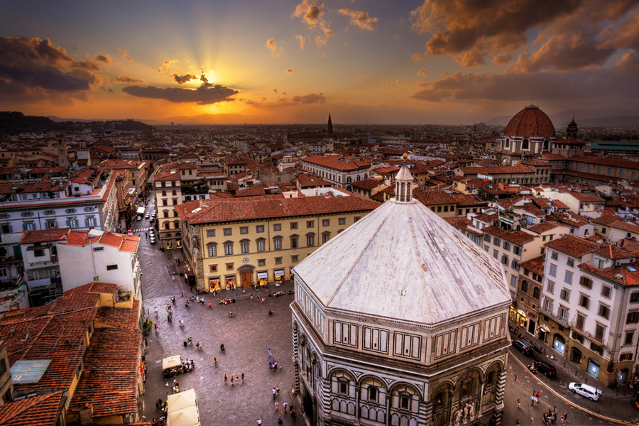 Florence: The Art of Preservation For Future Generations